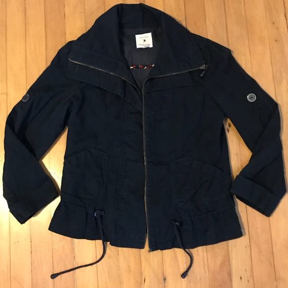 Forever 21 Jackets & Blazers - Forever 21 Navy Coat